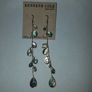 Kenneth Cole drop earrings